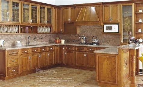Types Of Kitchen Cabinets Materials by