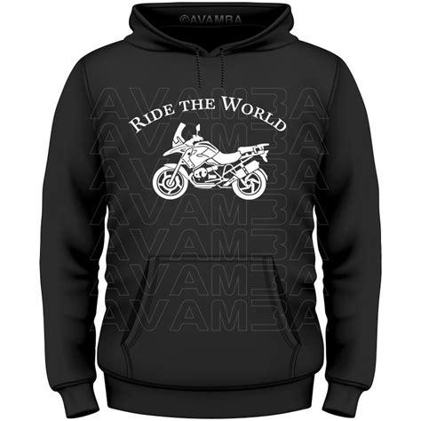 Hoodie Motorrad Spr Che by Motorrad Bmw 1200 Gs T Shirt Kapuzenpullover Hoodie