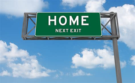the 10 best things about going home for