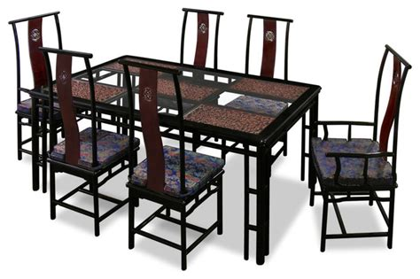 oriental dining room furniture stunning oriental dining room set contemporary