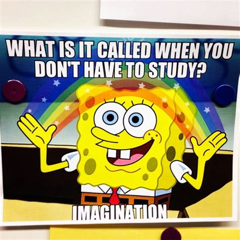 awesome imagination spongebob meme on five ways to use memes to connect with students