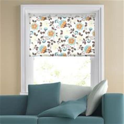 orange patterned roller blind roller blinds on pinterest window blinds roller shades