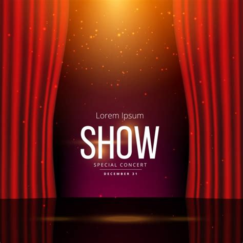 Talent Show Stage Www Pixshark Com Images Galleries With A Bite Show Template
