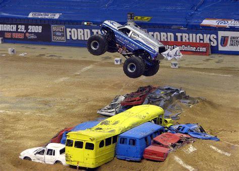 san antonio monster truck show photos
