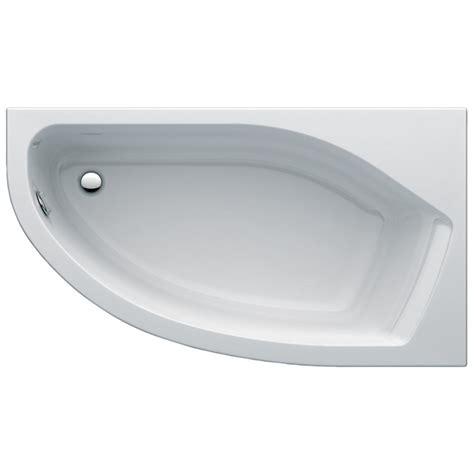 vasca da bagno asimmetrica dettagli prodotto k1850 vasca asimmetrica