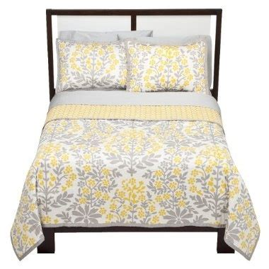 best sheets at target 35 best images about yellow and grey bedding on pinterest