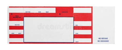 ticket layout editor online red concert ticket stock photo image of dirty crumpled
