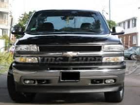 1999 2002 chevy silverado 2000 2006 tahoe black billet grille 2pcs ebay