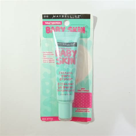 Maybelline Mascara Bening primer benefit the porefessional vs maybelline baby