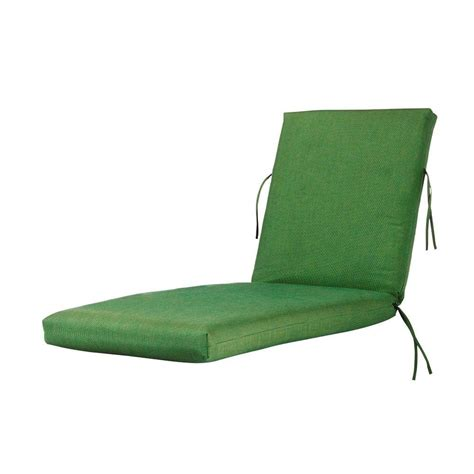 sunbrella chaise lounge home decorators collection sunbrella cilantro outdoor