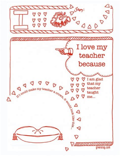 appreciation cards template 21 best teachers week gifts tip junkie