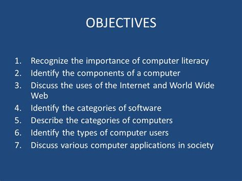 introduction to computers ppt