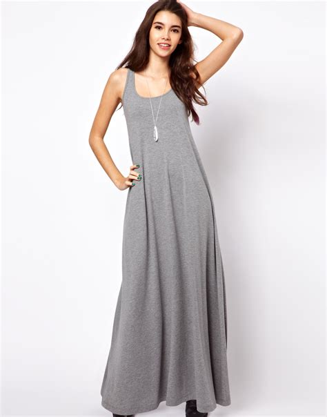 Maxi New Imah 2in1 Recomended custom gray maxi dress new in model gallery ideas 1 1 dresscab