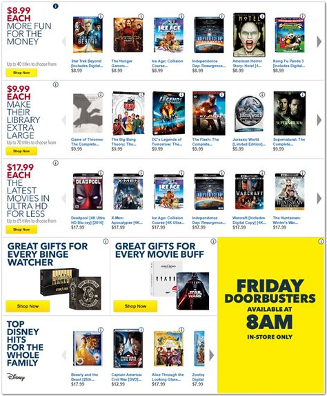 black friday 2016 best buy best buy black friday 2016 ad released black friday