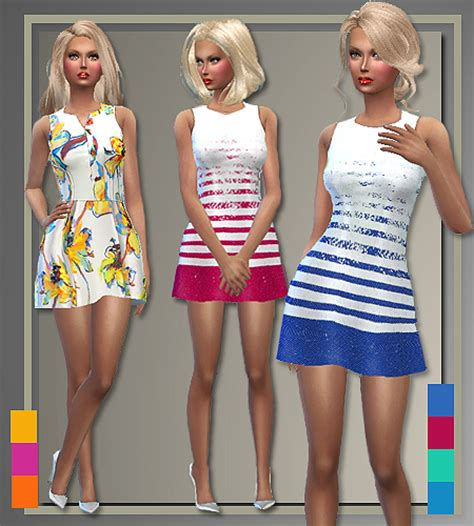 design clothes the sims 4 all about style 187 summer designer sims 4 clothing