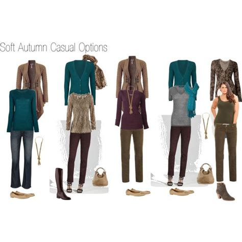 Soft Autumn Capsule Wardrobe by 460 Best Soft Autumn Images On Soft Autumn