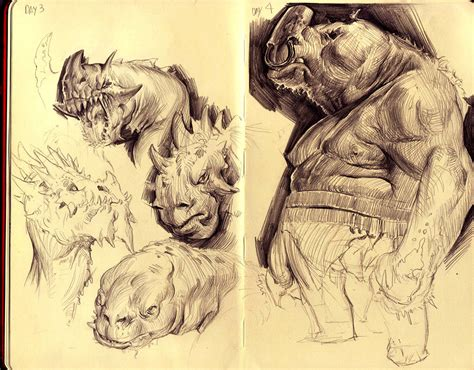 sketchbook sketchbook sketchbook page by mikeazevedo on deviantart