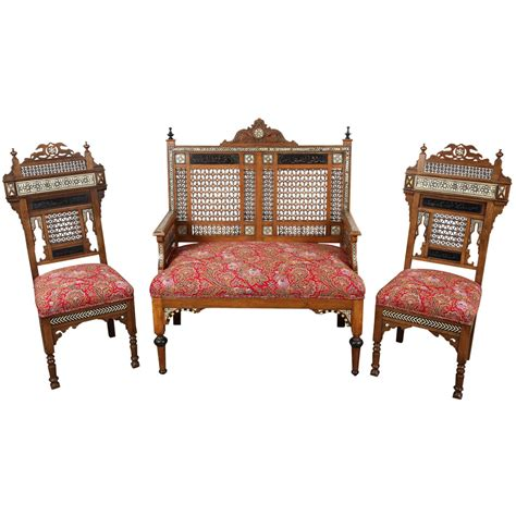 middle eastern couches middle eastern settee at 1stdibs