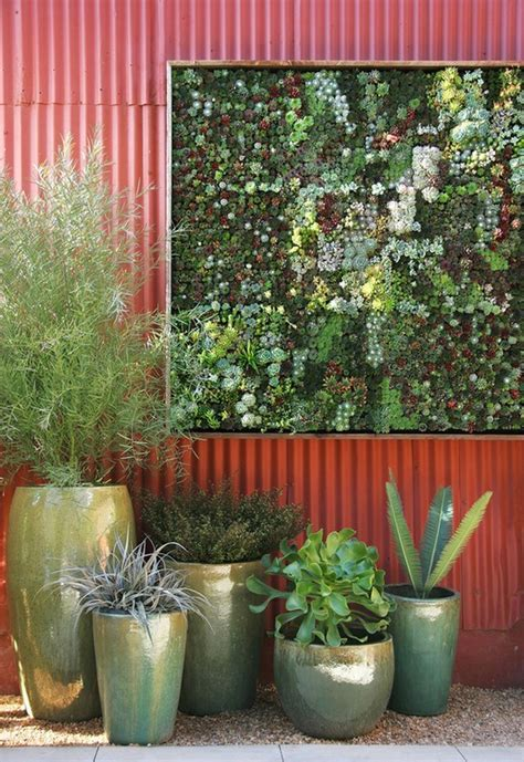 Diy Succulent Wall Garden Diy Randomness Pinterest Garden Wall Diy