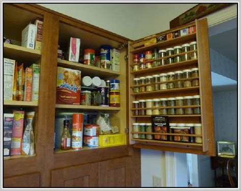 cabinet door mounted spice rack spice rack organizer spice racks spice rack without