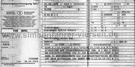 Mofa Zulassung by Zur Zulassung Nrws Erste Simson Mit Gro 223 Em Kennzeichen