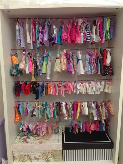 doll house clothes 1000 ideas about kids clothes storage on pinterest