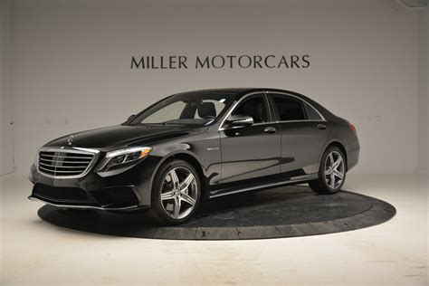 used 2014 mercedes s class s 63 amg greenwich ct
