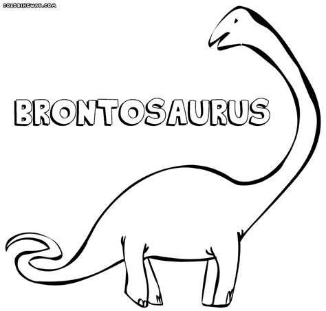 apatosaurus coloring page brontosaurus coloring pages coloring pages to download