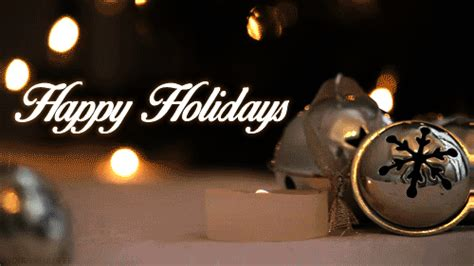 happy holidays animated gif images  share
