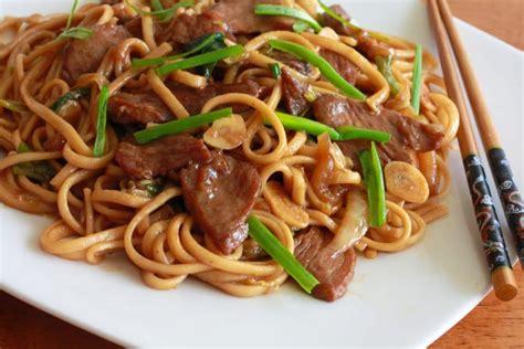 shanghai noodles recipe the daring gourmet