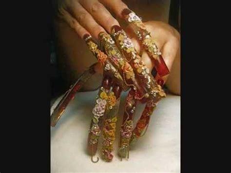 imagenes de uñas a acrilicas fotos de u 241 as acrilicas youtube