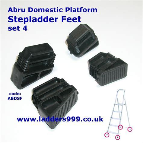 abru stepladder feet by ladders999 lansford access ltd