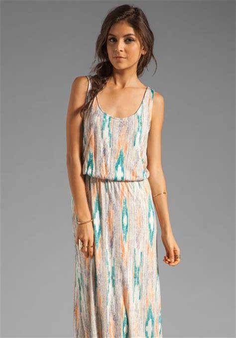 ella moss santa fe maxi dress in multicolor lyst