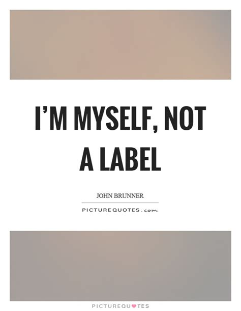 I Think Im In With Myself by I M Myself Not A Label Picture Quotes