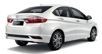 Honda City Connected Car Honda City Hybrid Launched In Malaysia With 25 64 Km L Mileage