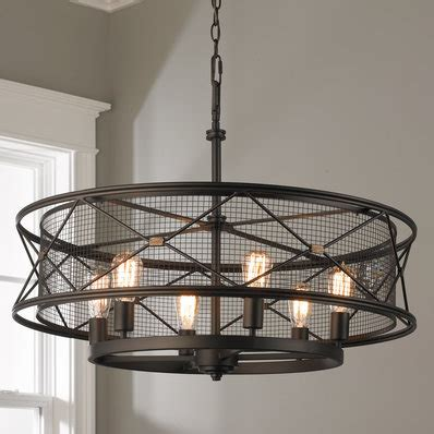industrial cage work light chandelier all chandeliers explore our unique collection shades