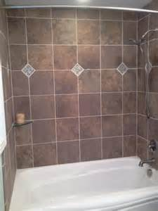 tub shower combo custom tile surround with yelp