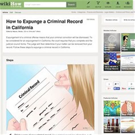 How To Expunge A Criminal Record In Idaho Background Check Former Employer Warrant