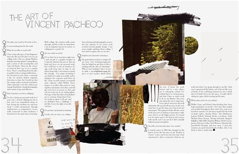 layout design for school magazine magazine page 2