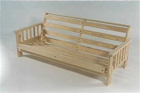 mission futon frame 41stak7ps9l jpg