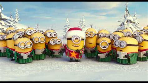 imagenes de minions felices 161 feliz navidad de parte de los minions y cinesa videos