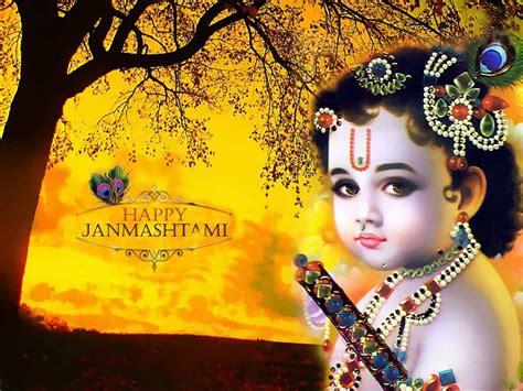 whatsapp wallpaper krishna happy krishna janmashtami images pictures wallpapers