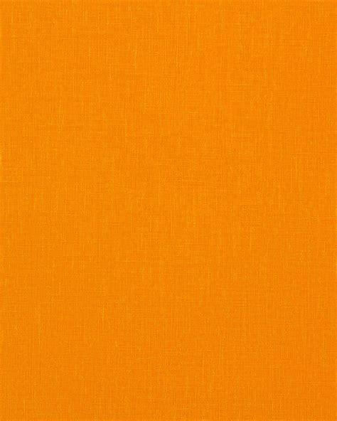 Plain Orange eco wallpaper rasch wallpaper 399110 plain orange