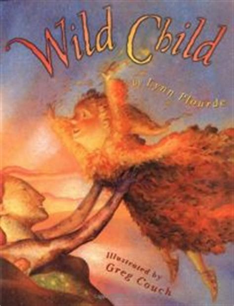 greg couch illustrator children s book review wild child by lynn plourde author