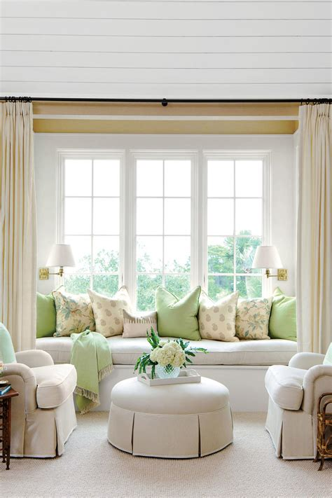 bedroom window seat ideas style guide bedroom seating ideas southern living
