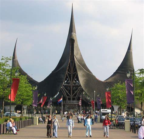 theme park entrance efteling wikipedia