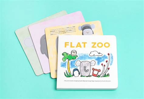 flat zoo 191 un libro para jugar o un juego para leer