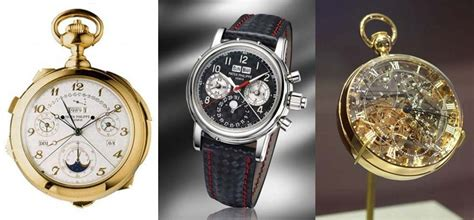 9 most expensive watches that you can only of buying