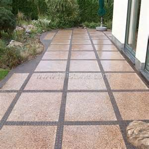 Patio Paver Stones Paving Stone Granit Paving Flamed Tiles Crazy Paving