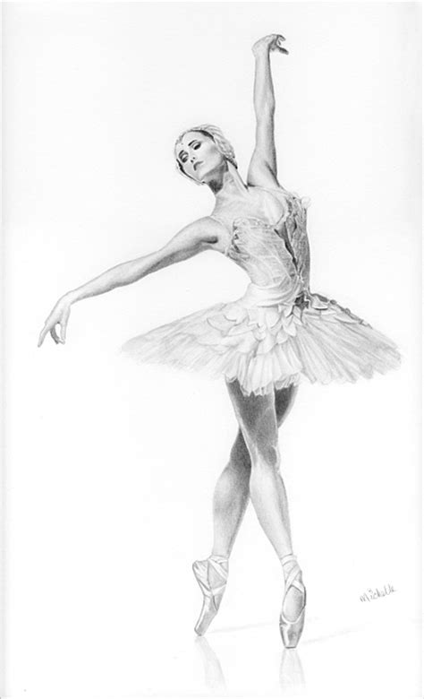 Tas Tote Bag Simple Flower Classic ballerina drawing by brown